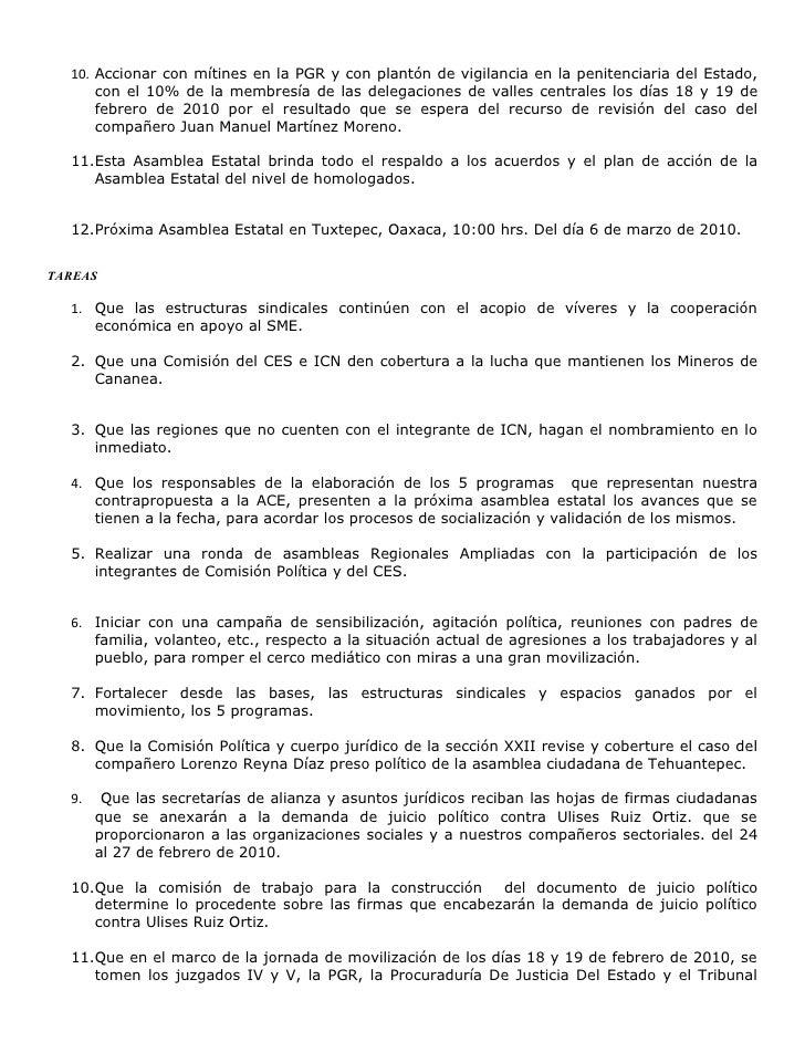 Acuerdos 13 De Fabrero Seccion 22 Slide 2