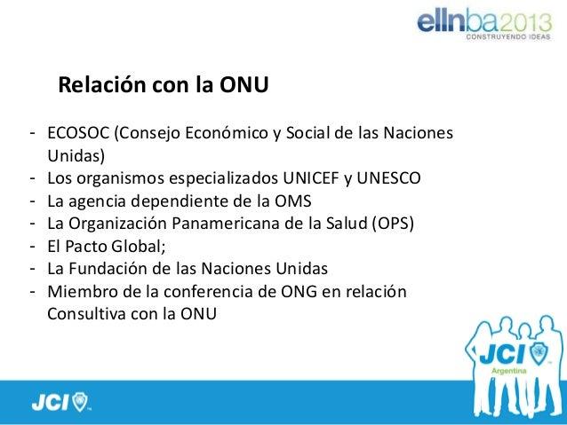 JCI - ONU Slide 3