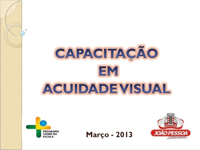 Março - 2013
