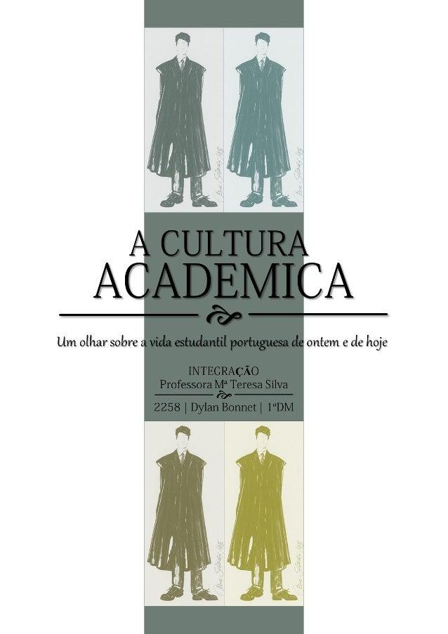 """""""     O Traje Académico, constituído pela Capa e Batina, é um símboloAcadémico que salienta a igualdade e a simplicidade, ..."""