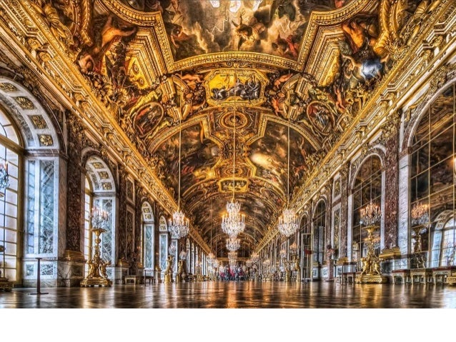 Sala da Ópera do Palácio de Versalhes