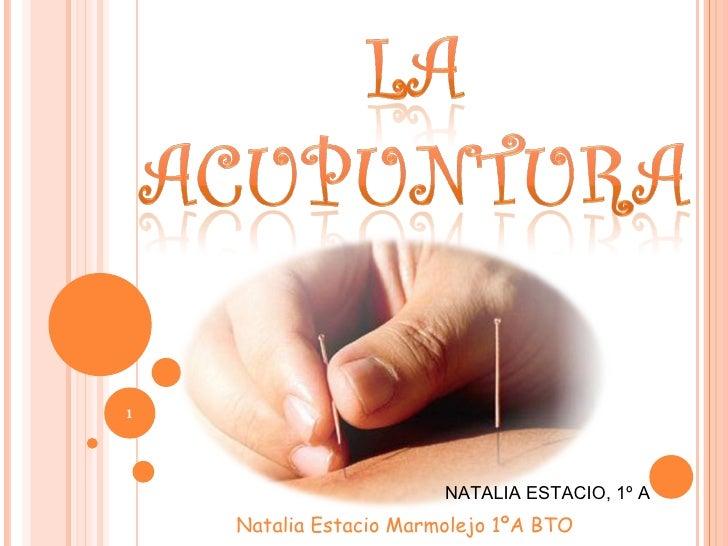 Natalia Estacio Marmolejo 1ºA BTO NATALIA ESTACIO, 1º A