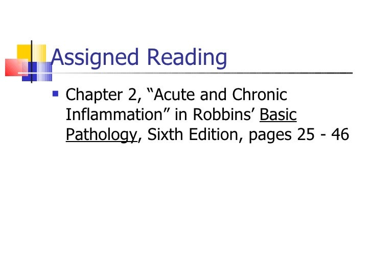 Acute And Chronic Inflammation Slide 2