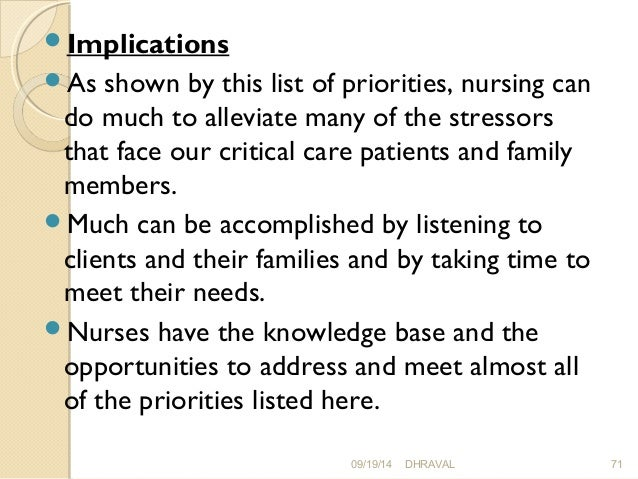 Foreign affairs report on plans and priorities in critical care