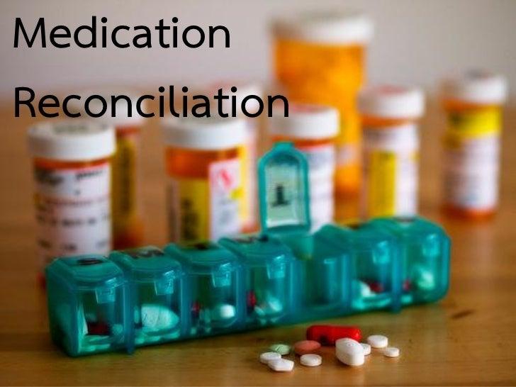 MedicationReconciliation