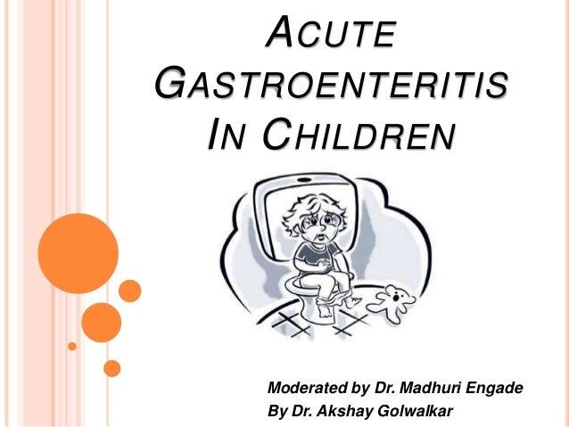 Gastroenteritis In Kids