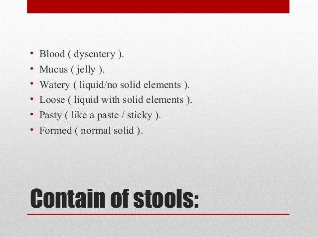 Definition Of Loose Stools: Acute Gastroentritis & FOOD POISONING