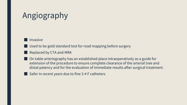 Complication of arteriography ■ Hematoma ■ Occlusion ■ Pseudoaneurysm ■ A-V fistulas ■ Catheter induced complications – Ar...