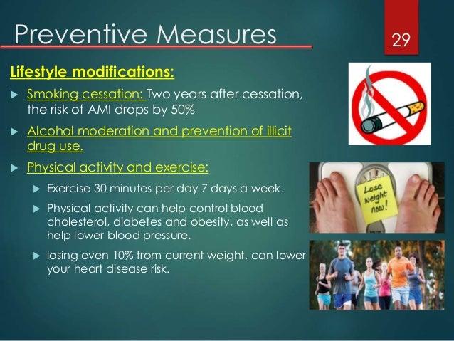 preventive measures of diabetes