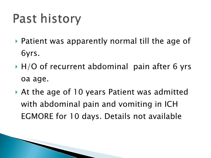 case study patient with acute and recurrent pancreatitis The case study method of teaching applied to college science teaching, from the national center for case study teaching in science.