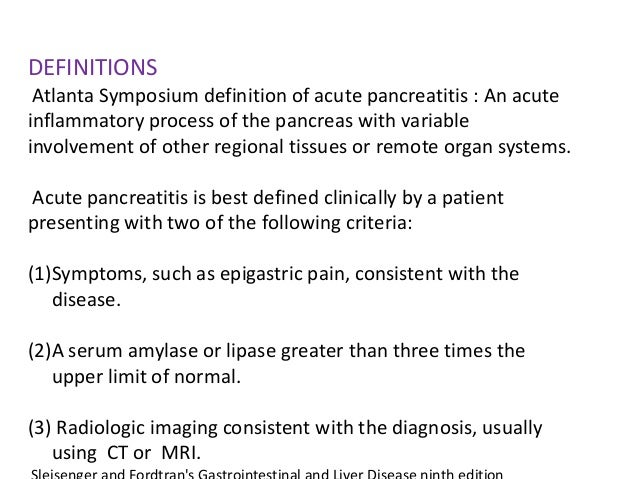 acute pancreatitis, Human body