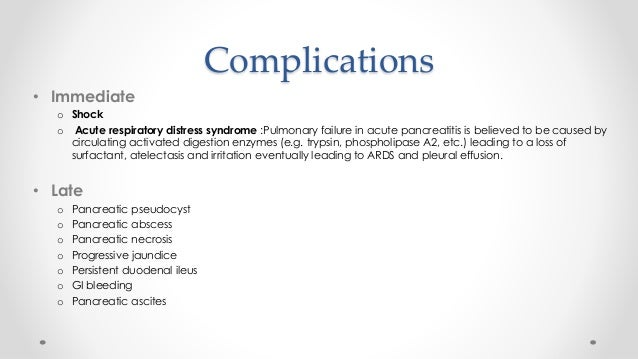 the causes characteristics and complications of the severe acute respiratory syndrome Acute respiratory distress syndrome clinical complications that may position during severe acute respiratory distress syndrome.