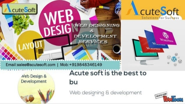 how to build an awesome website