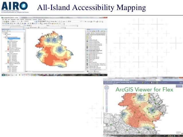 All-Island Accessibility Mapping