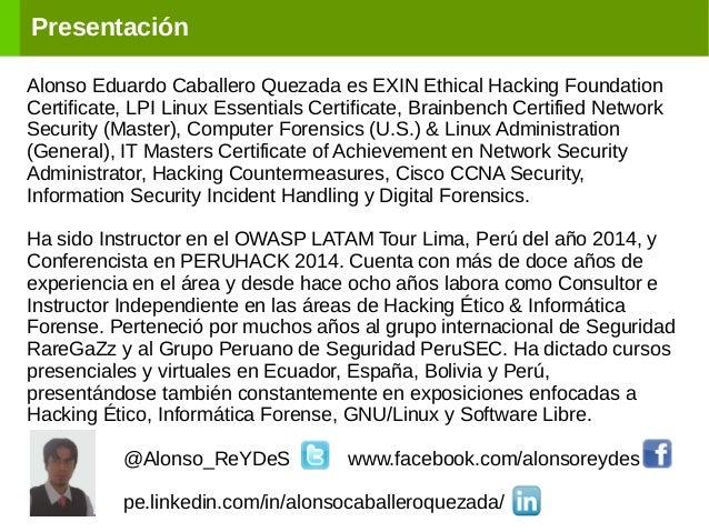 Webinar Gratuito: OpenVAS Slide 3