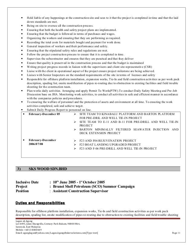Updated CV-Lagan Field Supt
