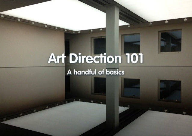 Art Direction 101
