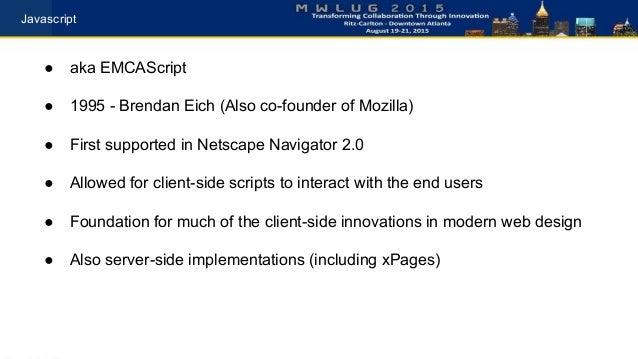AD109 Navigating the Jungle of Modern Web Development