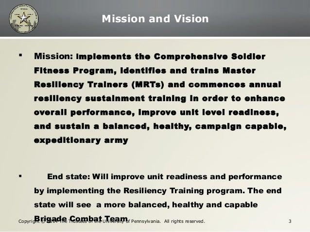 resilience training htgs powerpoint aug 2014 v3 1 htgs presentation rh slideshare net Comprehensive Soldier Fitness MRT Skills