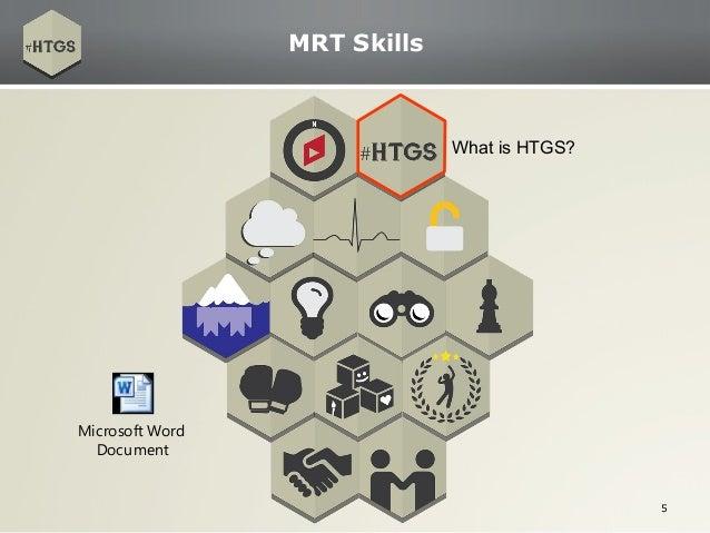 resilience training htgs powerpoint aug 2014 v3 1 htgs presentation rh slideshare net Master Resilience Training Certificate MRT Skills