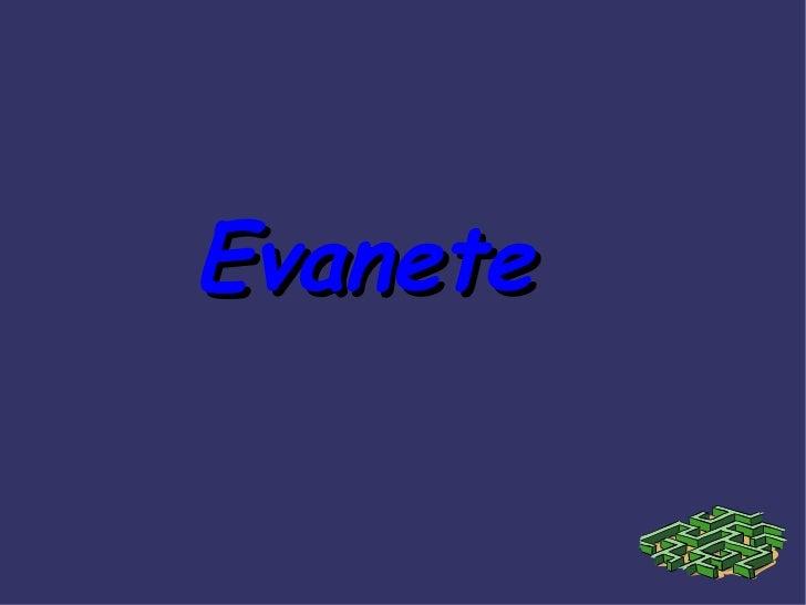Evanete