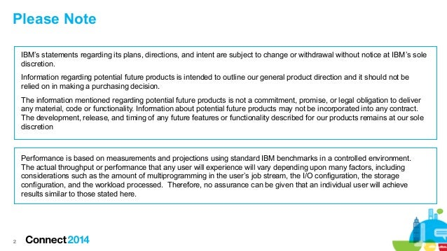 IBM Connect 2014 - AD204: What's new in the IBM Domino Objects: By Example Slide 2
