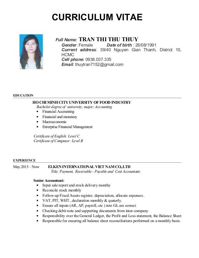 Order resume online london