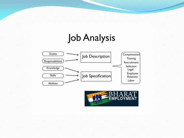 "Job Analysis  $.  . .  c A Job Description °': ::: ::'°"" Responsibilities """"""""""->  Recruitment  '°'°°""°"" g  Legal  _ _ Emp..."