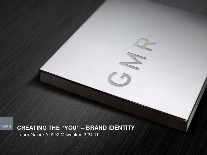 "Creating The ""YOU"" - Brand Identity - AD2 Milwaukee"
