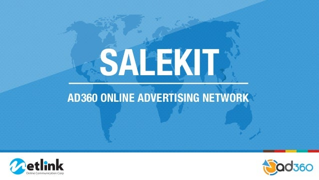 SALEKITAD360 ONLINE ADVERTISING NETWORK
