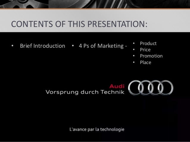Audi Q7 Quick Reference Manual