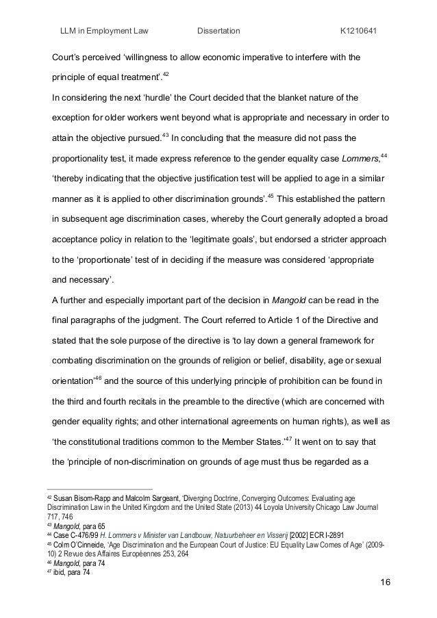 sarah mangold dissertation