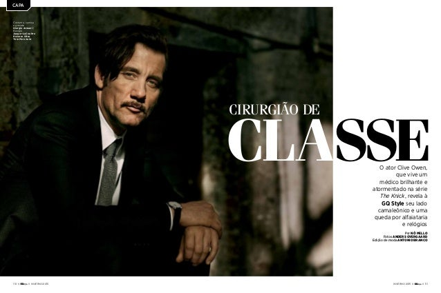 capa Costume, camisa e gravata Giorgio Armani | Relógio Jaeger-LeCoultre Reverso Ultra Thin Pink Gold cirurgião de classe ...