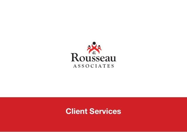 1 Client Services