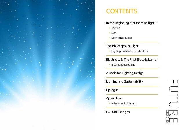 future designs lighting. Lighting FUTURE Designs; 5. Future Designs