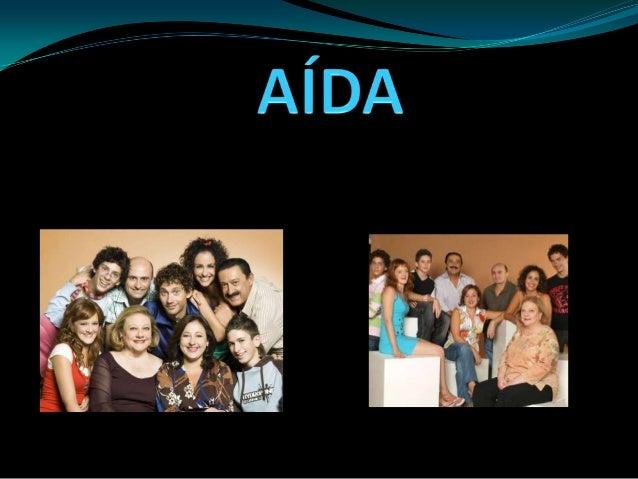 Aída es una serie de televisión española, basada en elhumor y producida por Globomedia para la cadenaTelecinco. Estrenada ...