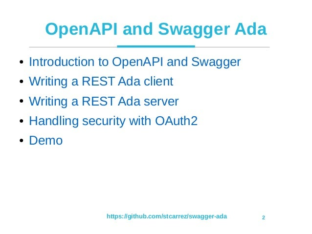 Swagger 2 Oauth2 Example