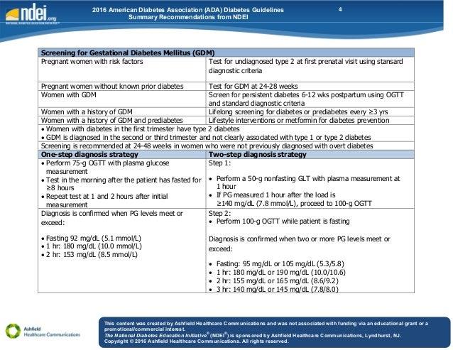 Diabetes Protocol Program Pdf
