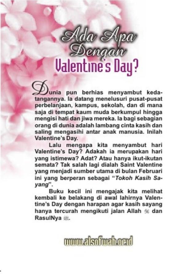Ada Apa dengan Valentine's Day? Slide 2