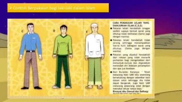 Adab Berpakaian Menurut Islam Bagi Laki Laki Dan Perempuan