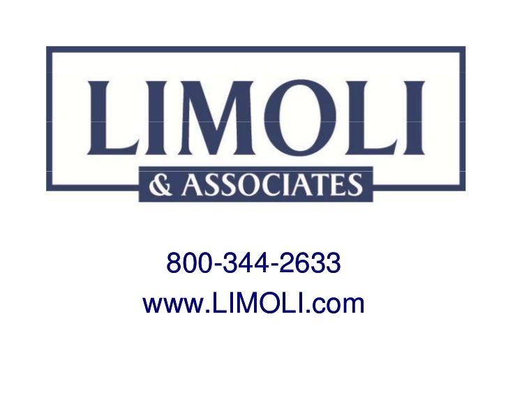 800-344- 800-344-2633www.LIMOLI.com