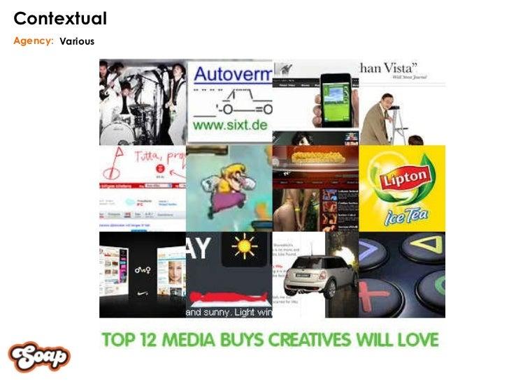 Various Agency: Contextual