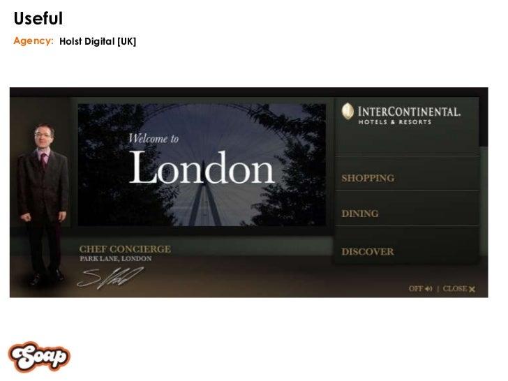 Holst Digital [UK] Agency: Useful