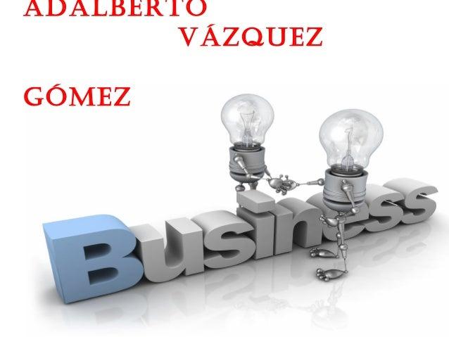 AdAlberto Vázquez Gómez