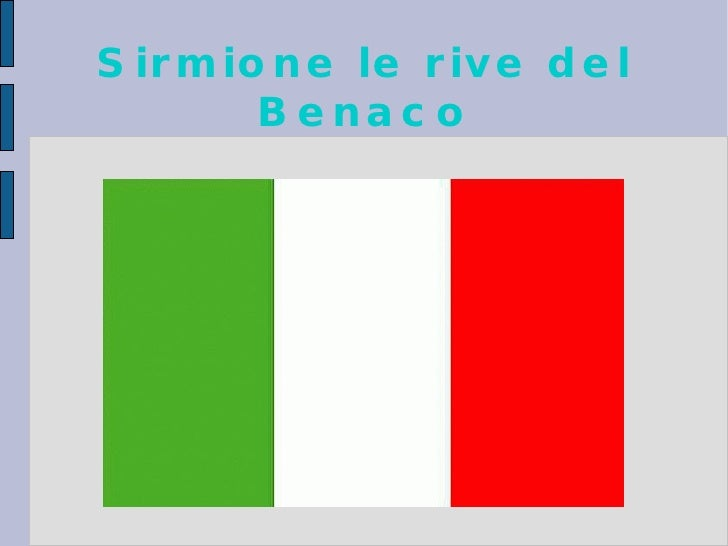 Sirmione le rive del Benaco