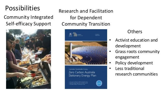 Possibilities Community Integrated Self-efficacy Support Research and Facilitation for Dependent Community Transition Othe...
