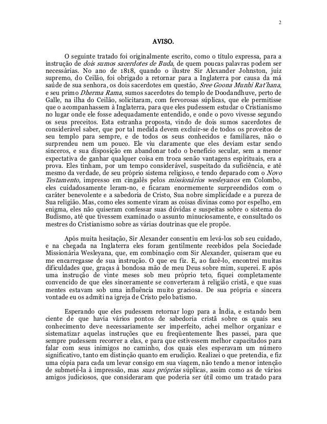 2  AAAAVVVVIIIISSSSOOOO.  O seguinte tratado foi originalmente escrito, como o título expressa, para a  instrução de dois ...