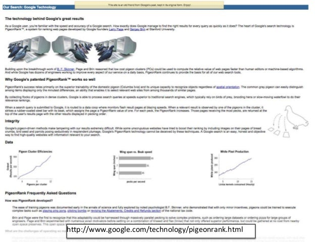 Deconstructing Pigeon, Google's New Local Search Algorithm - SMX East 2014 - Adam Dorfman Slide 3