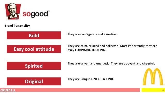 11 Bold Easy cool attitude Spirited Original They are courageous and assertive. They are calm, relaxed and collected. Most...