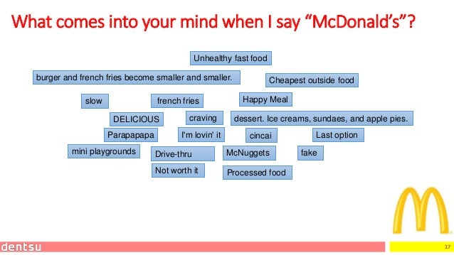 17 Unhealthy fast food I'm lovin' it dessert. Ice creams, sundaes, and apple pies. Cheapest outside food DELICIOUS Parapap...